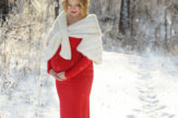 Winter Maternity Photos